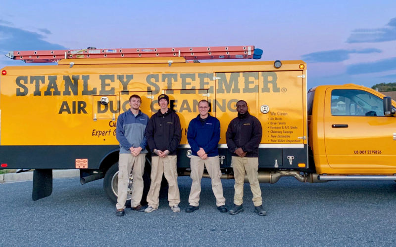 the stanley steemer application tip