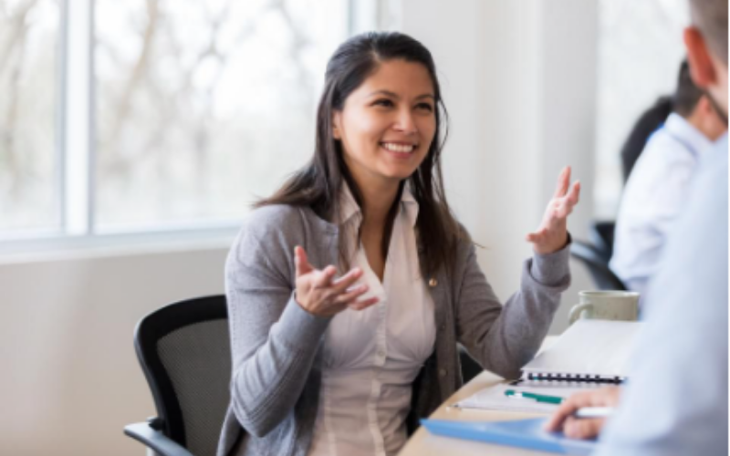 the strengths and weaknesses for job interview