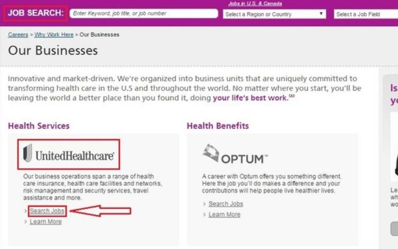 unitedhealthcare insurance application tips