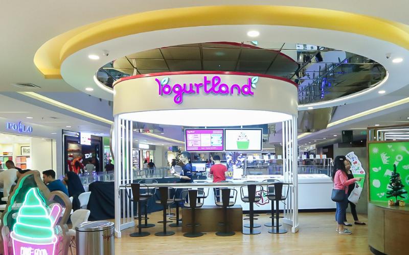 yogurtland application