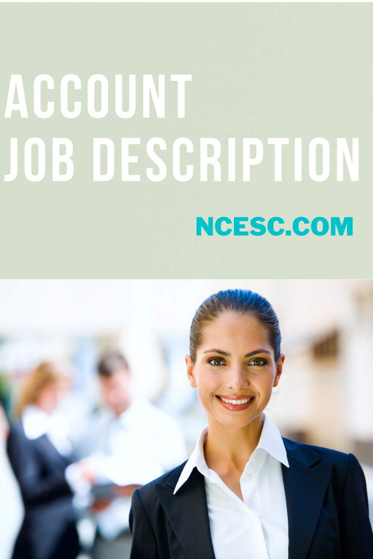 account representative job description