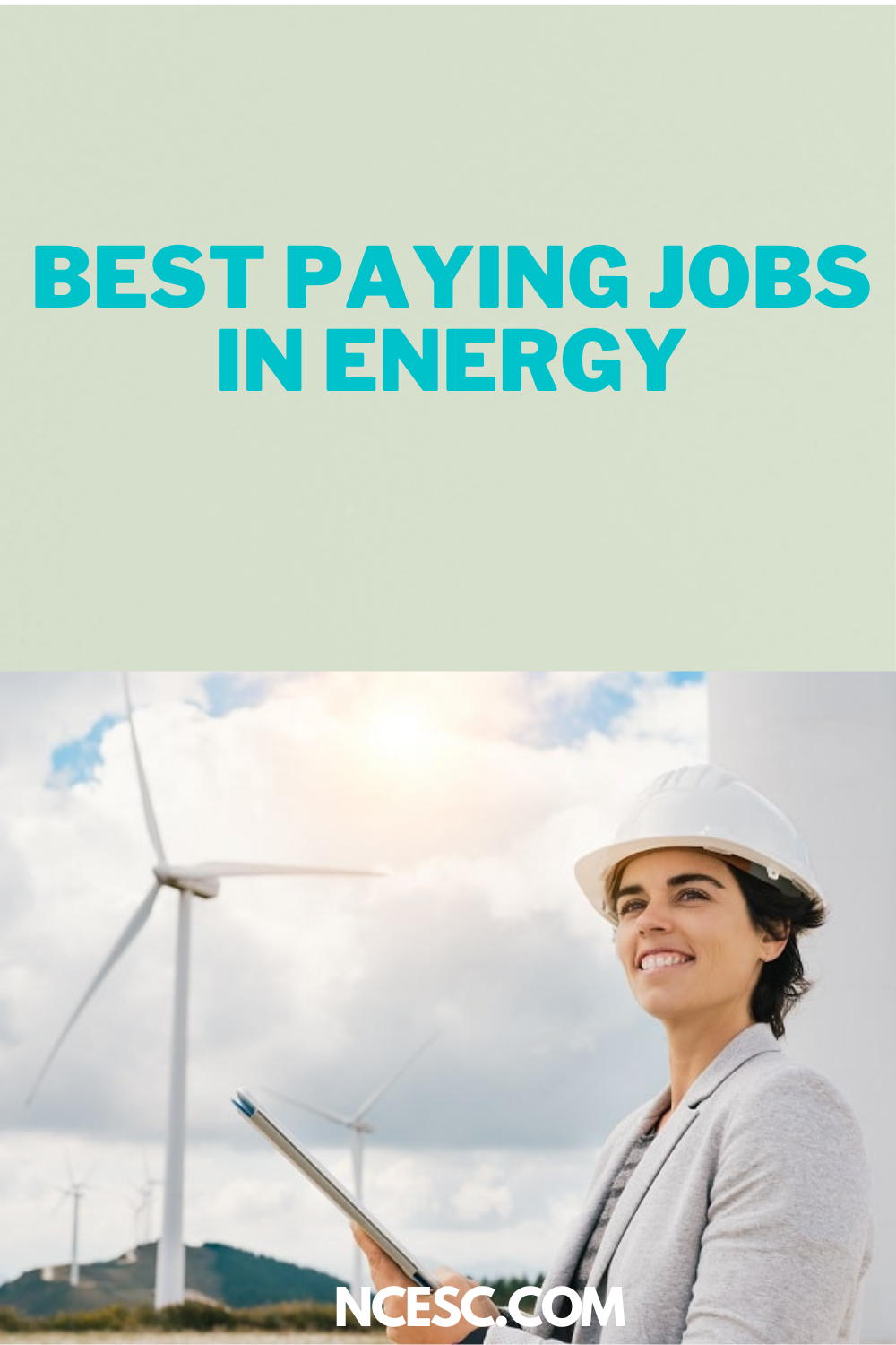 best paying job in the energy