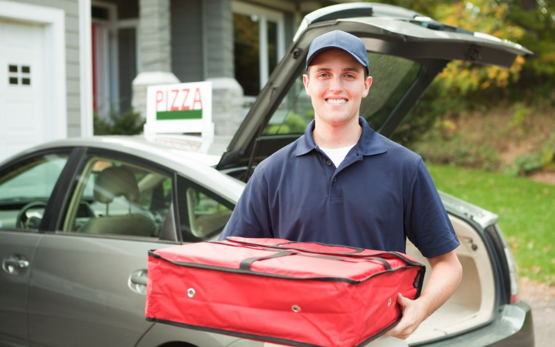 delivery driver job description