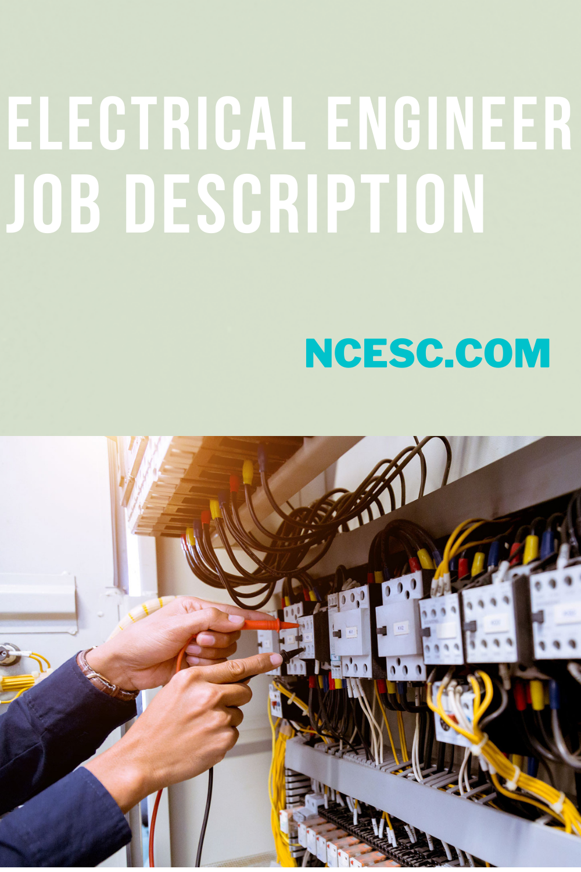 electrical engineer job description