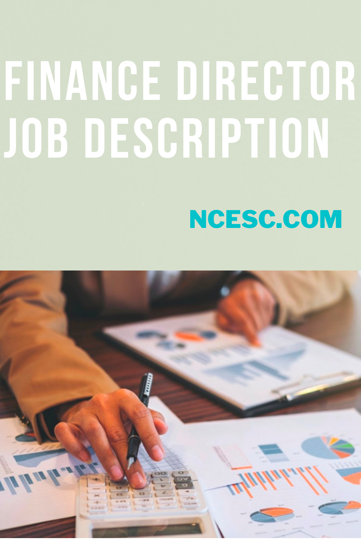 finance director job description