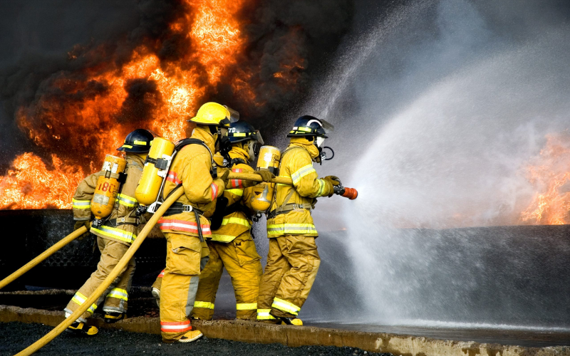 Firefighter Interview Questions
