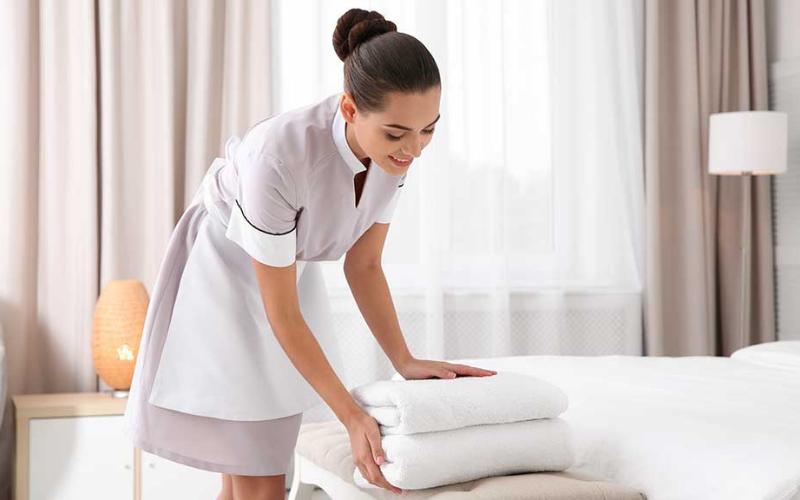 housekeeper job description
