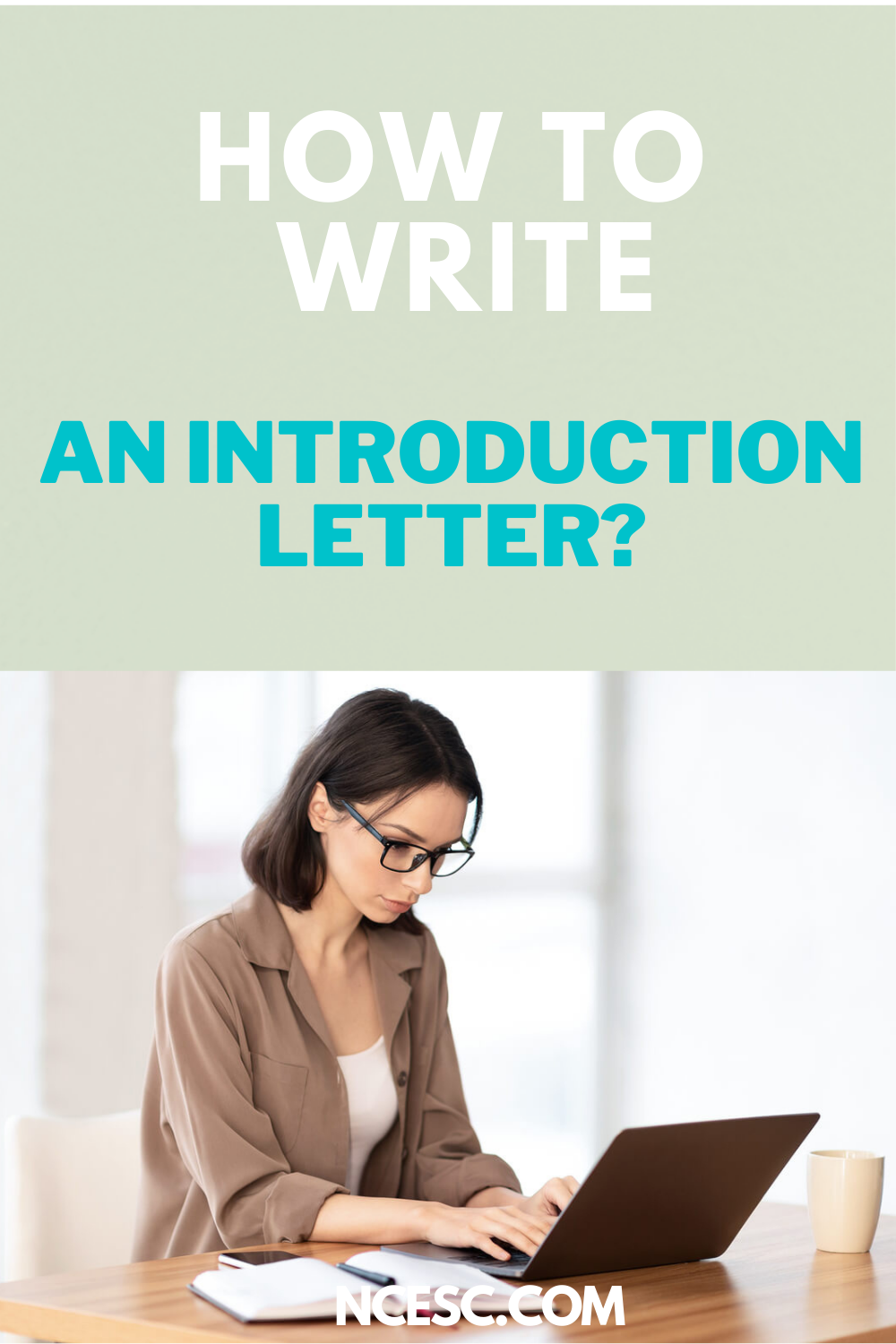 how to write an introduction letter guide