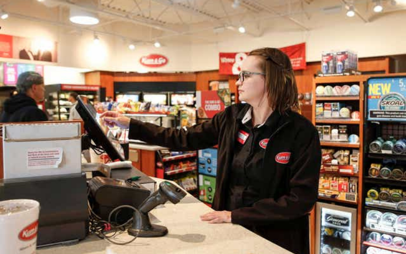kum and go application tips