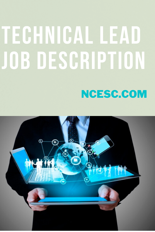 technical lead job description