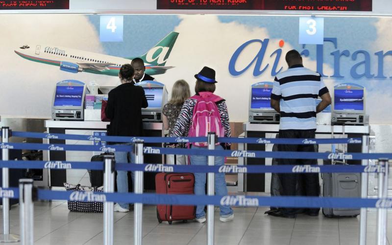 the airtran application tip