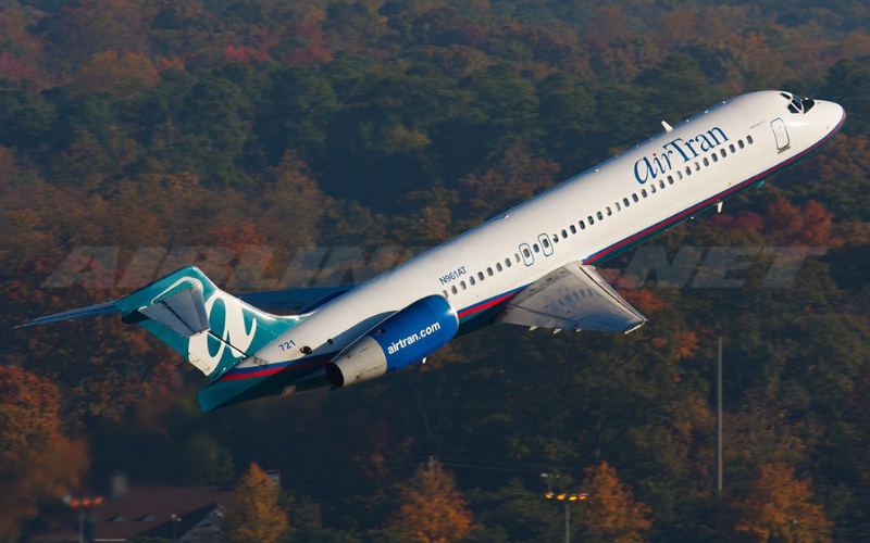 the airtran application