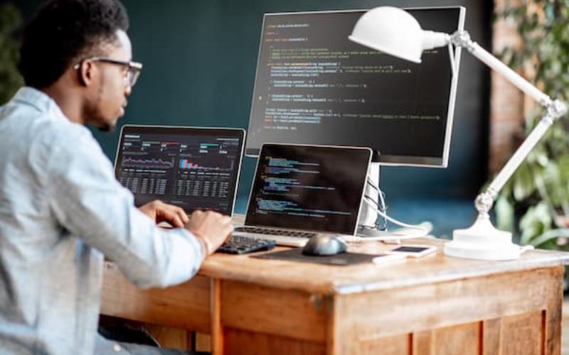 the application developer job description