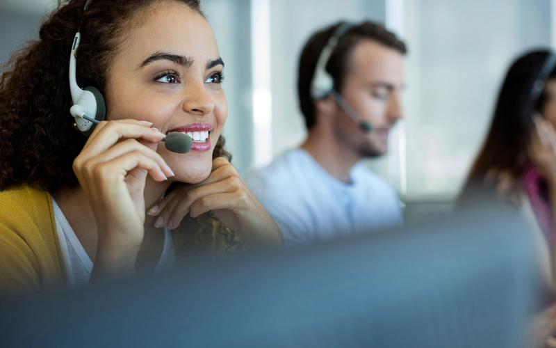 the call center representative job description