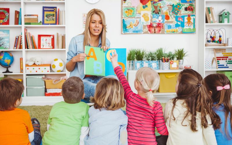 the child care teacher job description