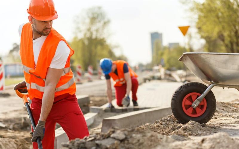 the construction laborer job description