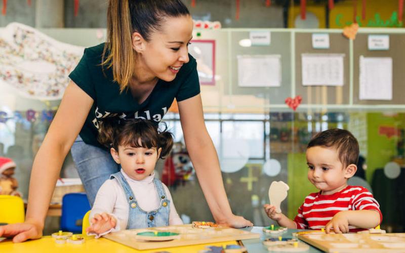 the daycare worker job description