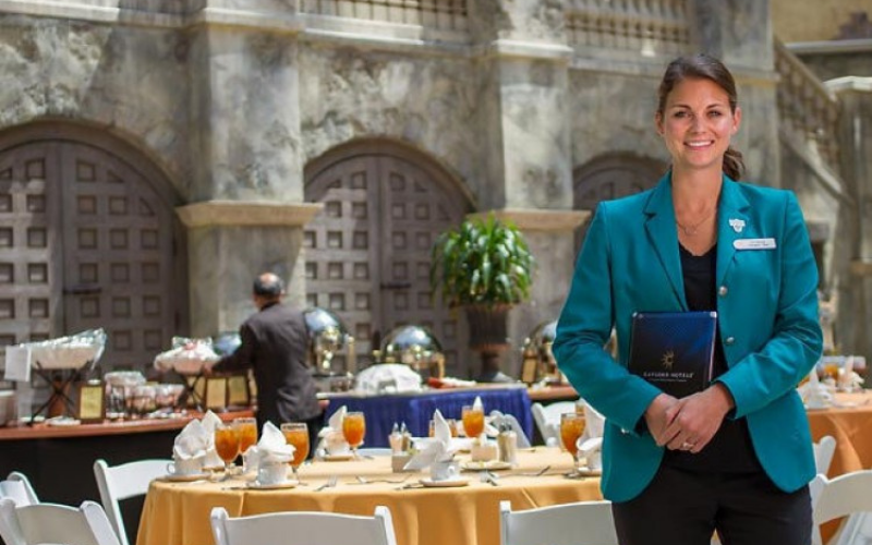 the gaylord hotels application tips