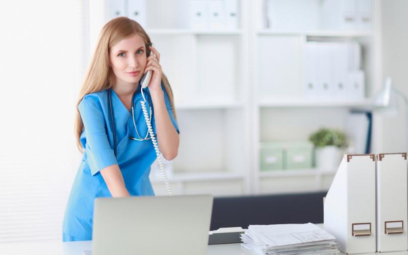 the healthcare administrator job description