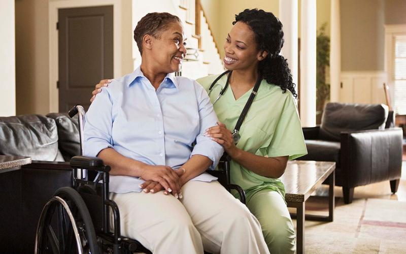 the home care nurse job description
