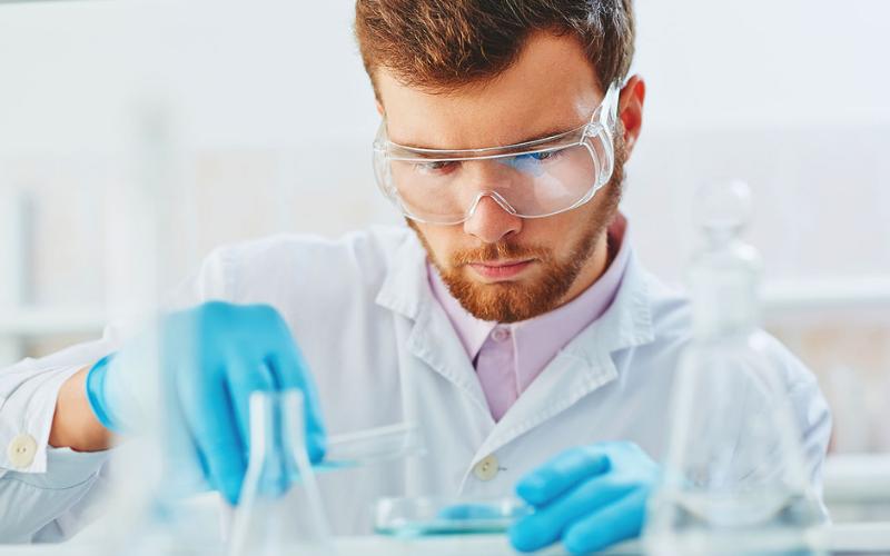 the lab assistant job description