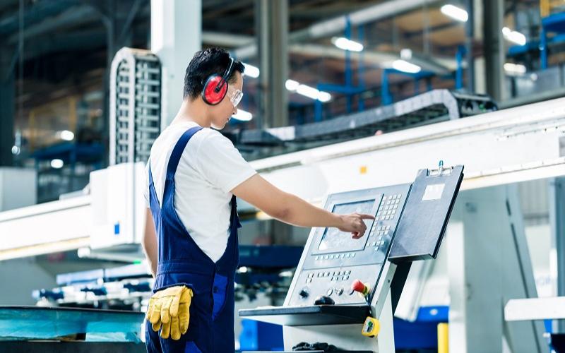 the machine operator job description