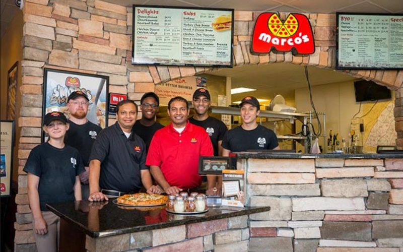 the marco's pizza application guide
