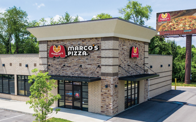 the marco's pizza application