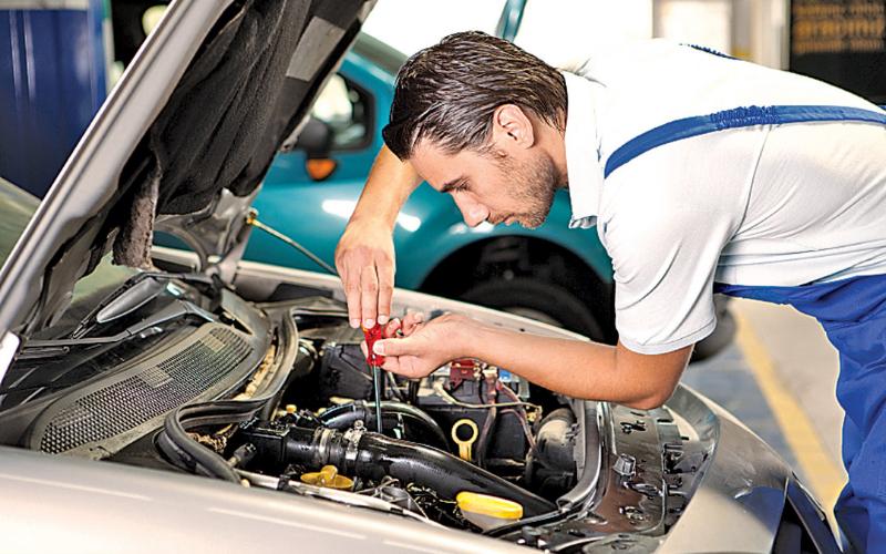the mechanic job description