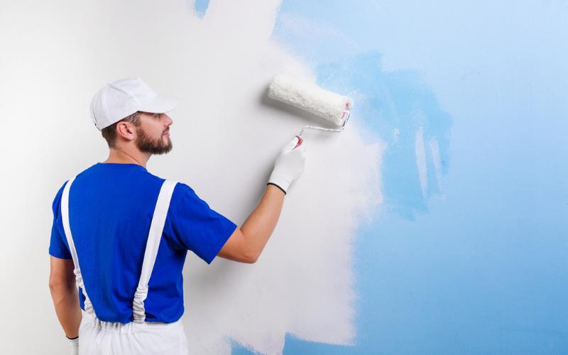 the painter job description