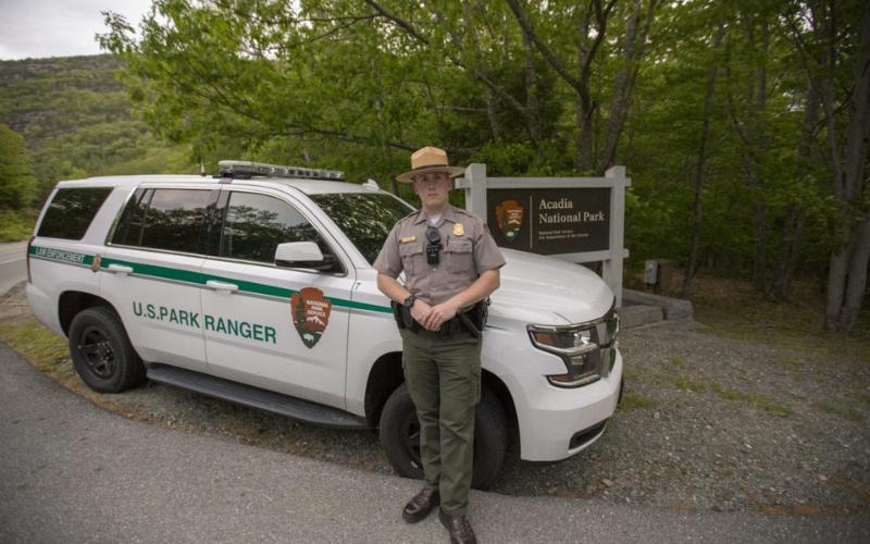 the park ranger job description