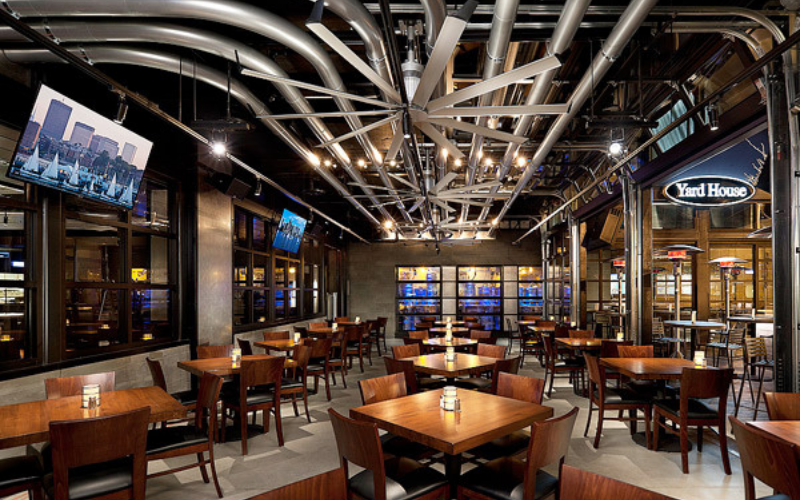yard house application guide
