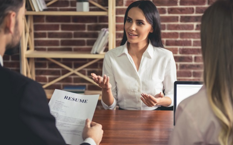 best questions to ask an interviewers