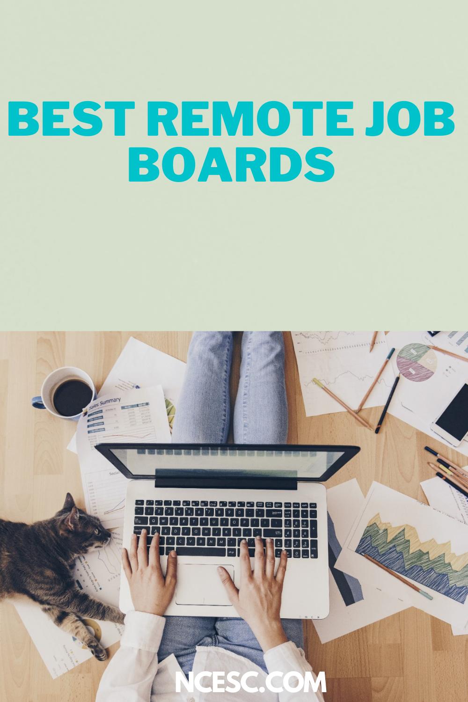best remote job boards