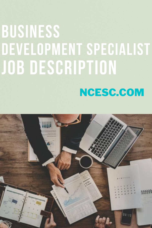 business development specialist job description