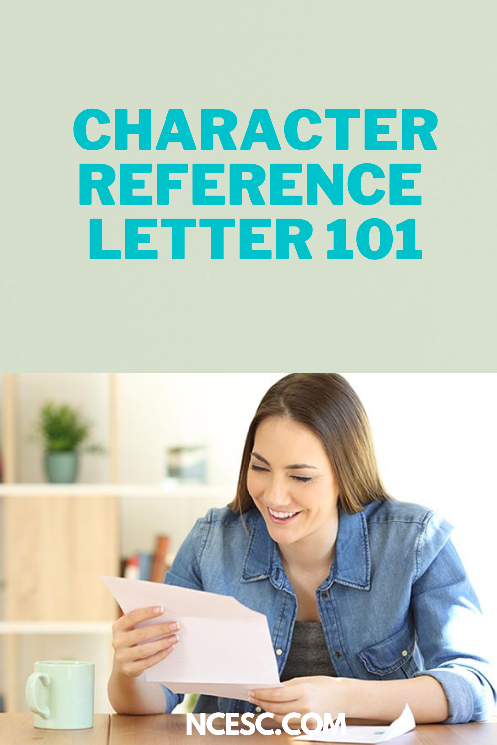 character reference letter 101