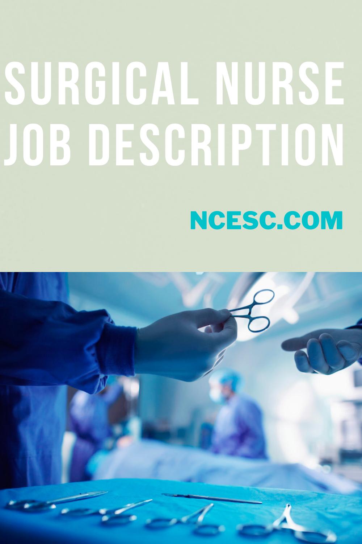 surgical nurse jd