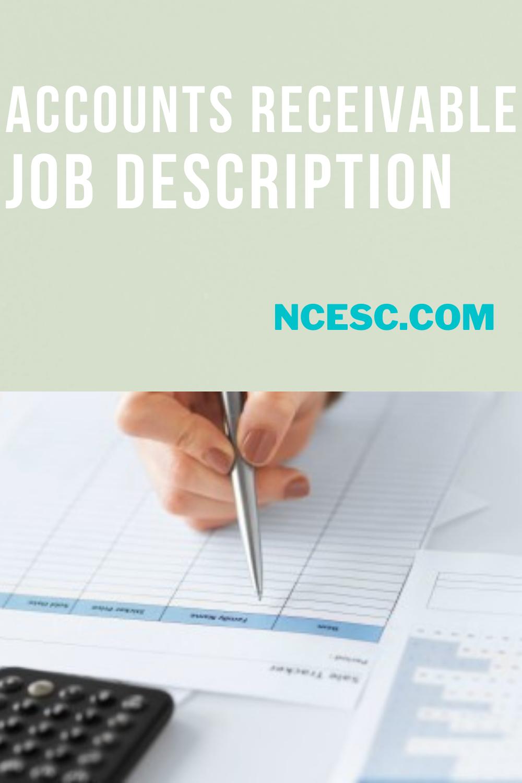 the accounts receivable job description