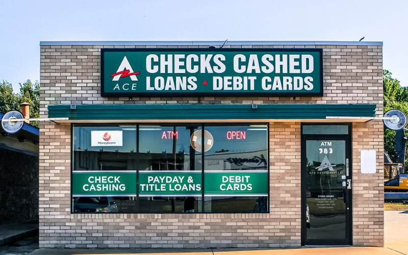 the ace cash express application