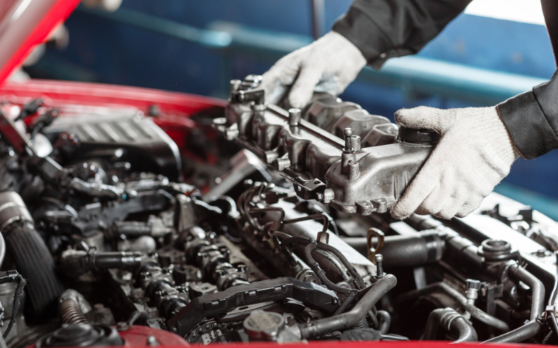the diesel mechanic job description