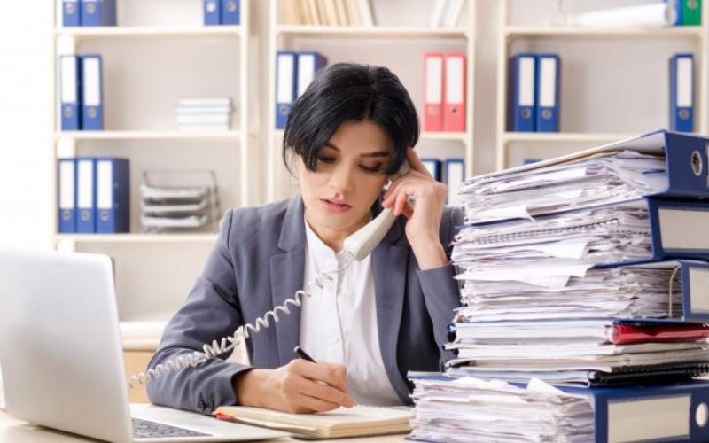 the office clerk job description