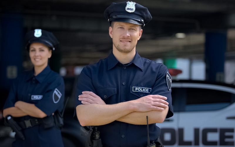 Police Officer Job Description