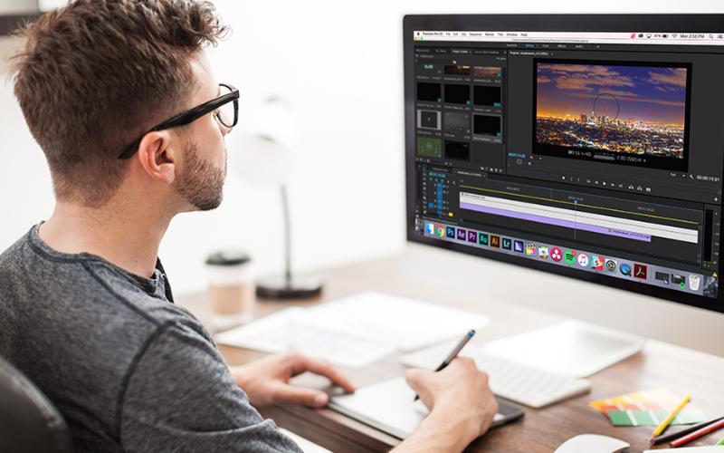 the video editor job description