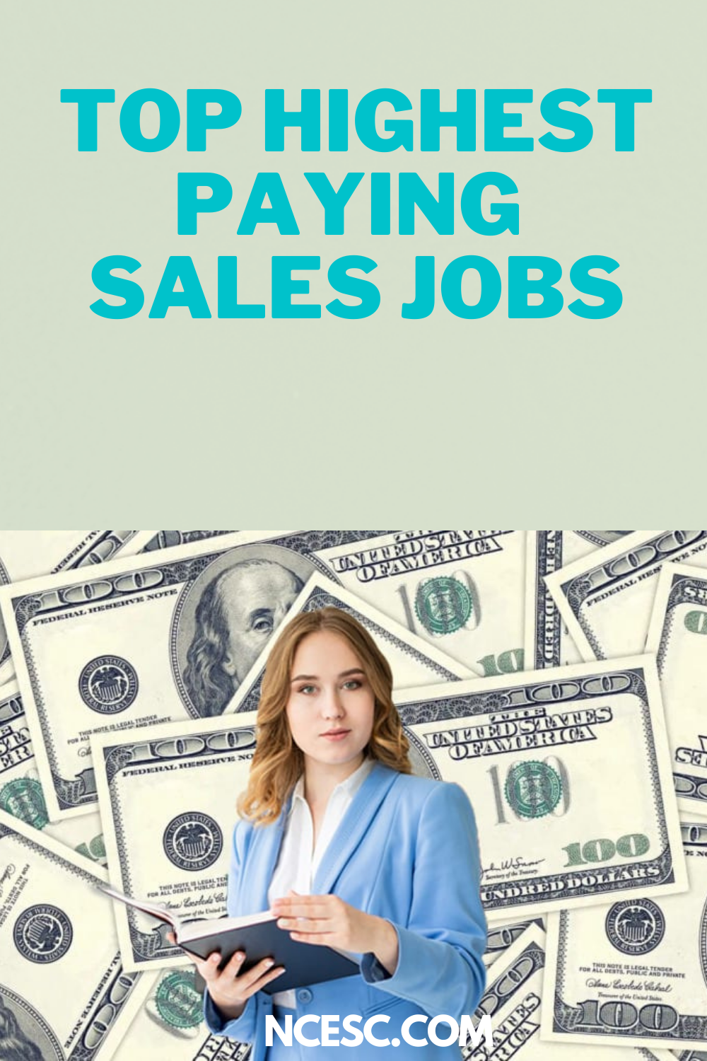 top highest paying sales jobs