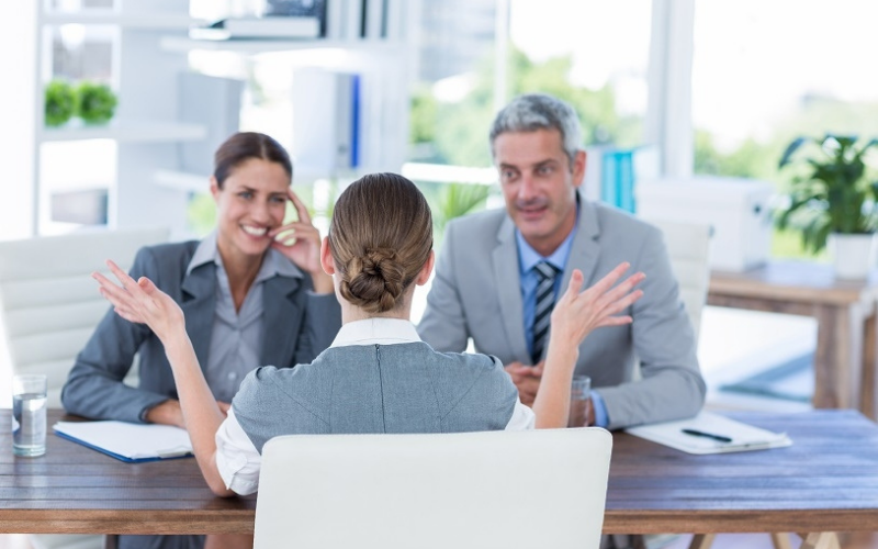how to answer desired salary questions on application interview