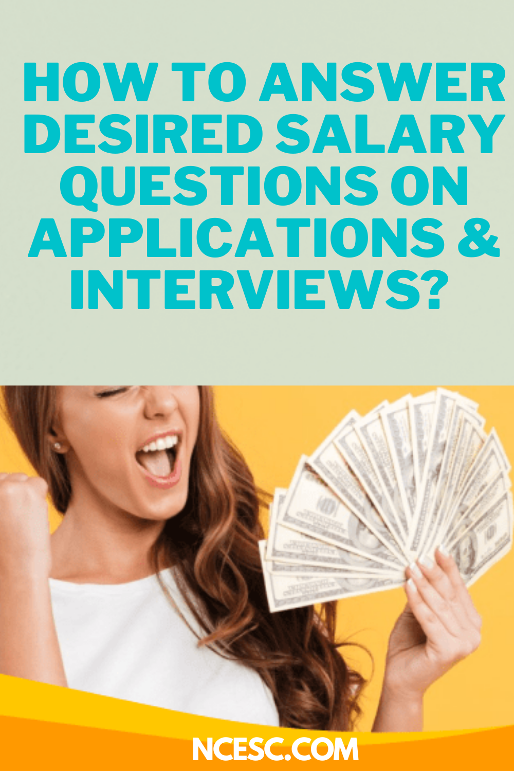 how to answer desired salary