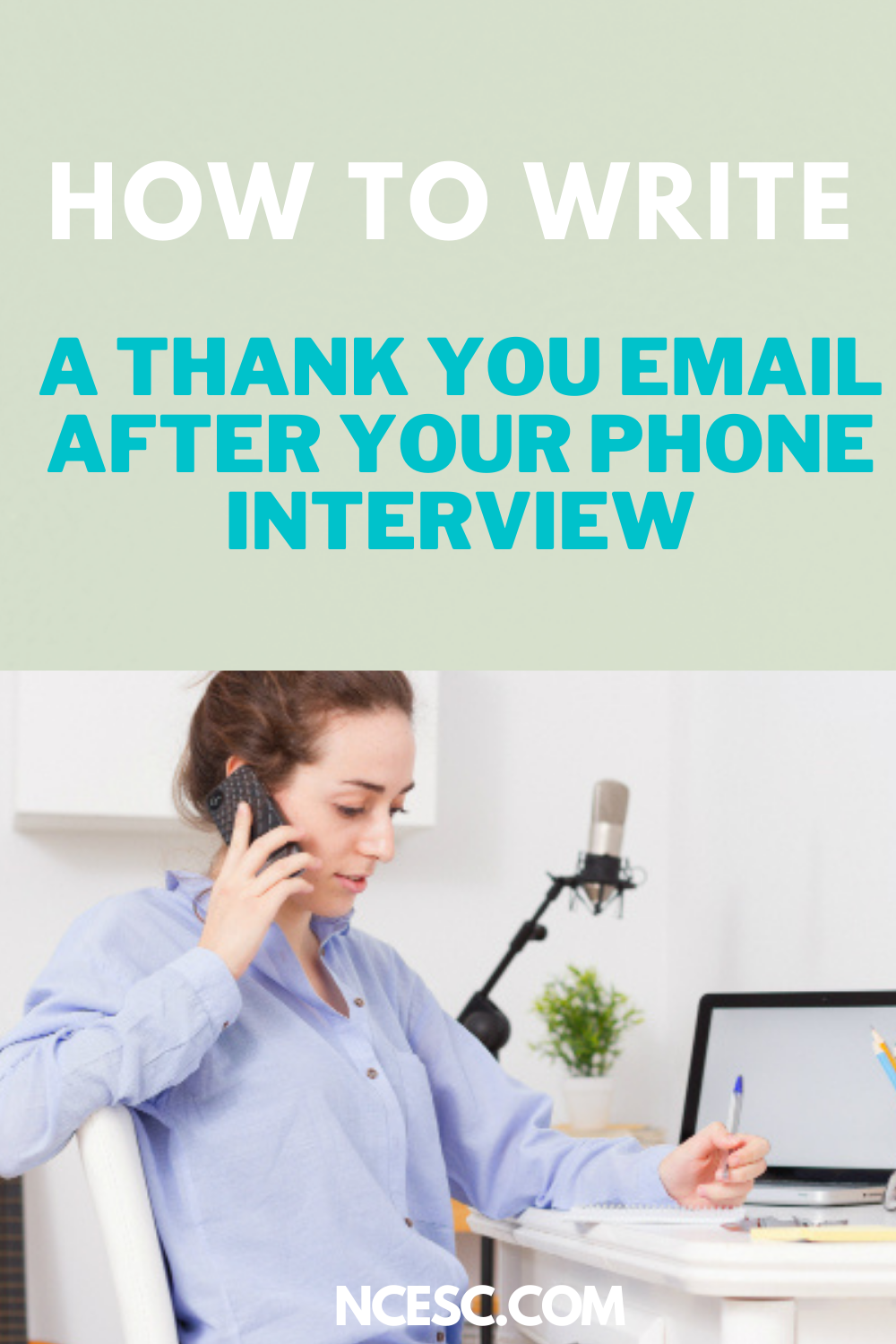 how to write thank you email after the phone interviews