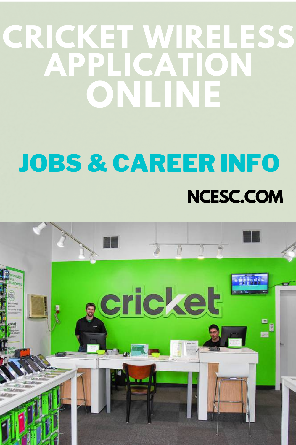 the cricket wireless application guide