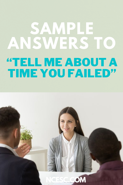 time you failed