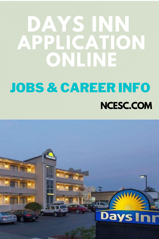 days inn application